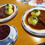 """ภาพถ่ายของ Gaststätte & Cafe """"Zur Biene"""""""