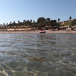 Foto de Calidoski Beach Bar