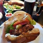 המבורגר צמחוני ביונד