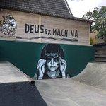 Foto van Deus Café
