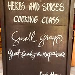 Billede af Herbs And Spices Cooking classes