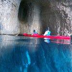 Sea Kayak Tour at Blue Caves Zakynthos