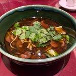 Azjatycka zupa grzybowa(wegańska)