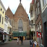 A church founded around 1335