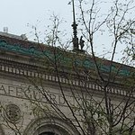 Roof Detail on Boston Public Library