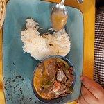 bœuf curry panang