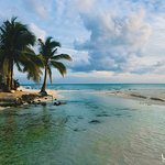 Punta Esmeralda beach.