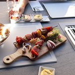 brochetade res 10.50