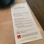 Zdjęcie Cafe Gratitude