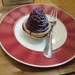有名的紫芋甜點