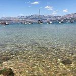 Die Bucht Uvala Lovrecina