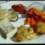 台中商旅 Chez Hung 餐厅照片
