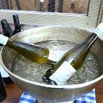 יין זרם כמו מים