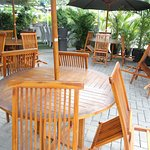 Balcony - OYO 1265 Zamrud Hotel Photo