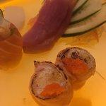 Rodizio do cheff no balcão: íncrivel! Um sushiman exclusivo fazendo os sushis que você pede na hora, na sua frente!!