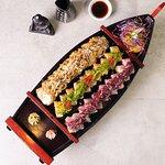 Ven por tu Barco de Sushi a cualquiera de nuestras sucursales.