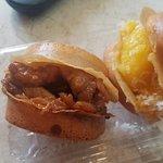 植福饼照片