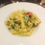 Rigatoni Con Pollo E Limone