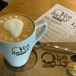 Foto de The Daily Coffee Café Southdowns