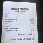 صورة فوتوغرافية لـ Memos Tantuni