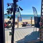Foto van The Salix Beach Cafe