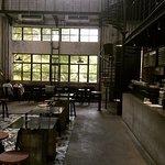 锅炉咖啡照片