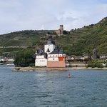 View from Rhine River cruise, mid Sep 2019