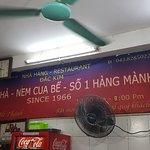 Foto de Bun Cha Dac Kim - Hang Manh