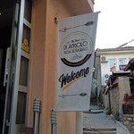 Di Angolo Pizzeria entrance front side