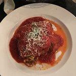 Week old lasagna