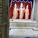 RAM, Sita & Lakshman . Hanuman