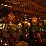 Ambientación del restaurante
