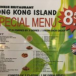 Foto van Hong Kong Island