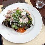 feiner Wurstsalat