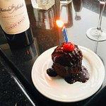 My Wife's Birthday Dessert Surprise