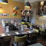 SPACIOUS PRIVACY SECTION & BANQUET MENU available for special occasions