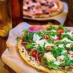 Photo of JAK W DYM pizza & wino