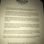 History of Skull's