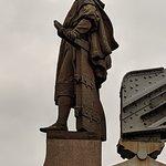 Statue of Columbus - Hamburg