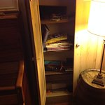 Games cupboard