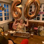 Made this ladies 60th very special