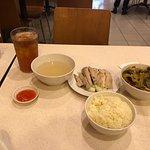 Nam Heong Chicken Rice Chinatown照片