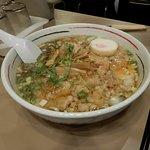 ワンタン麺(正油)