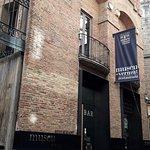 Museu del Vermut Restaurant. Fachada