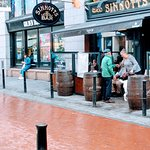 Bilde fra Sinnott's Bar