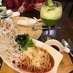 Foto de Balkon Azul Restaurant
