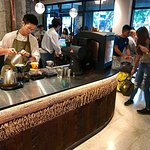 兴波咖啡照片