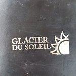 صورة فوتوغرافية لـ Glacier du Soleil