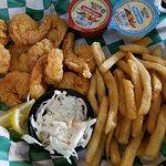 The shrimp basket