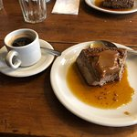Unashamedly would have the bread pudding after every meal - was included in the special. It was